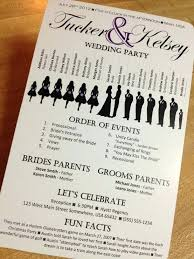 create wedding programs program to make wedding invitations wedding programs 4 wedding
