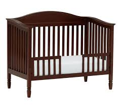 Converting Crib To Toddler Bed Toddler Bed Conversion Kit Pottery Barn