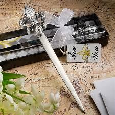 fleur de lis letter opener fleur de lis letter openers