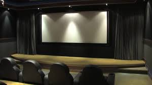 home theater stage home theater revealed trailer youtube