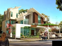 wonderful rendering and 3d exterior home design home design