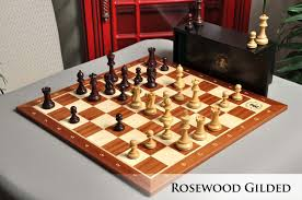 the library grandmaster chess set and board combination house of