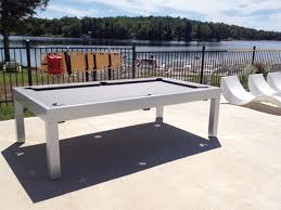 outdoor table tennis dining table canada billiard storm outdoor dining pool table robbies billiards