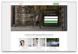 20 best wordpress fitness themes 2017 for gym and fitness centers