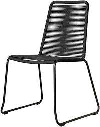 Chairs Patio Barclay Stacking Patio Dining Chair Reviews Allmodern