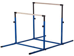 Backyard Gymnastics Equipment Amazon Com Asymmetric Bars Gym U0026 Competition Equipment Sports