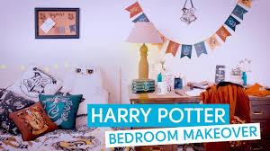 primark harry potter bedroom makeover youtube