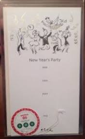 new years party packs new years party invitations cards invites10 pack by mara mi party