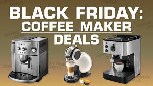 which delonghi espresso machine amazon black friday deal the best coffee machine deals on black friday 2015 techradar