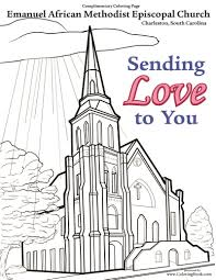 coloring books ame church coloring page