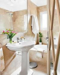 Color Ideas For Small Bathrooms by 10 Spacious Ideas For Small Bathroom Design And Decor