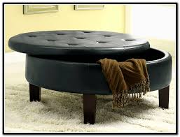 round ottoman with storage large u2014 house plan and ottoman custom