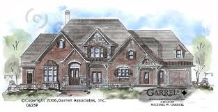 brooking house plan house plans by garrell associates inc