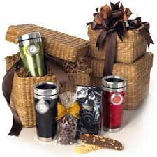 coffee baskets baskets with an attitude corporate gift baskets and arrangements