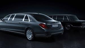 mercedes maybach 2015 mercedes maybach pullman unveiled ahead of geneva