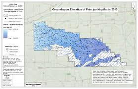 Groundwater Table Hydrogeologic Study