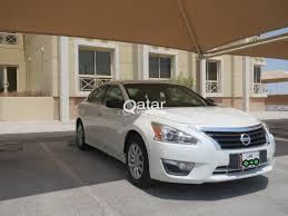 nissan altima qatar living nissan altima model 2013 free of accident u2013 original paint