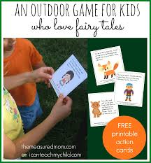 halloween short stories for kids printable an outdoor game for kids who love fairy tales