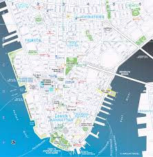 Street Map Of Nyc Printable Manhattan Street Map Ambear Me