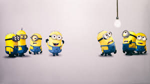 minions wallpaper by binary map dtce widescreen character