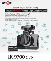 lukas lk 9700 duo with built in gps dash camera 24gb 16gb 8gb