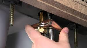 kitchen sink install home interior ekterior ideas