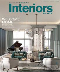 Modern Luxury - Modern interior design magazine