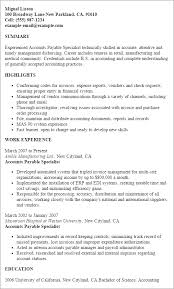 accounting resume templates accounting finance resume templates to impress any employer
