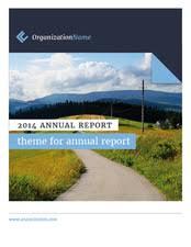 non profit annual reports a template for success reach