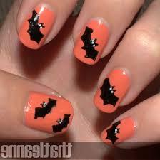 100 cute easy halloween nail ideas i u0027m actually pretty
