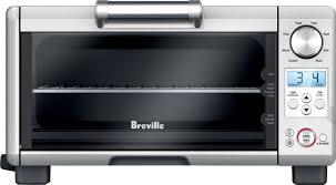 Toaster Oven Pizza Breville Mini Smart Oven U0026 Reviews Wayfair