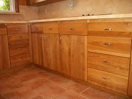 kitchen build your own kitchen cabinets with natural cherry