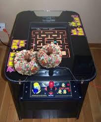 Ms Pacman Cocktail Table Pop Rewind U2014 The Ultimate Arcade