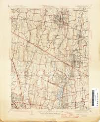 Penn State University Park Map by