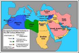 World War One Ottoman Empire World War I World War Ii On Iraq