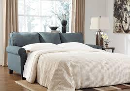 Queen Sofa Sleepers by Buy Comfortable Zeth Denim Queen Sofa Sleeper Online Michael U0027s