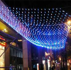 2m x 3m 204 leds 8 models led net string lights