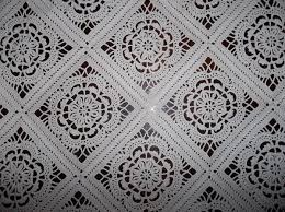 Crochet Table Cloth Crochet Tablecloth Yardsale Find Knitting And Needlework