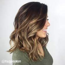 light brown highlights on dark hair medium brown highlights for dark hair
