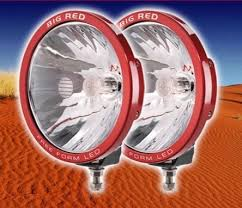 led driving lights for trucks big red narva br9000 led driving lamp spot price 245 truck spares