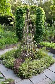 rustic garden landscapes rustic garden decor and trellises