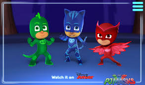 pj masks app android apps google play