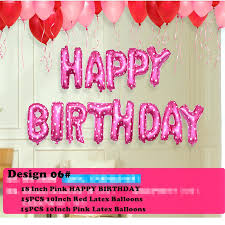 Must Watch Birthday Wall Decorations Sui Xue Site