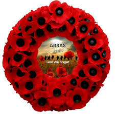 arras u0026 passchendaele centenary commemorative wreaths lady haig
