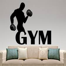 Gym Wall Murals Compare Prices On Wall Art Mural Gym Online Shopping Buy Low
