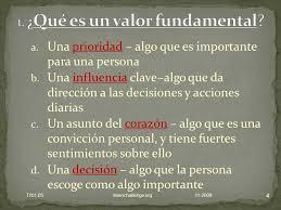 Challenge Para Que Es T Iteenchallenge Org 1 Challenge Valores Fundamentales