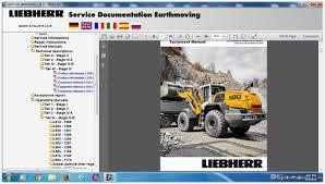 liebherr lidos offline dvd 2017 lbh lfr lhb lwt cot parts catalog