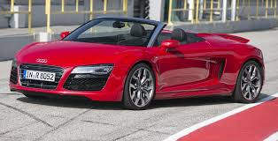 2014 audi r8 horsepower 2014 audi r8 coupe and spyder