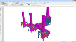 a1 bentley before and after 3d structural analysis and design software staad pro