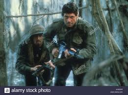 Southern Comfort 1981 Southern Comfort Year 1981 Director Walter Hill Fred Ward Stock